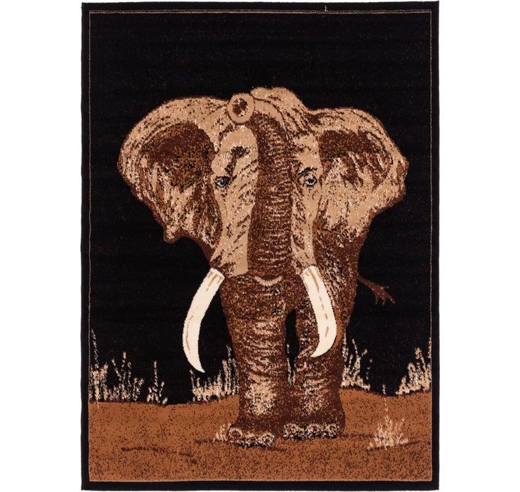 5' 3 x 7' 2 Safari Rug