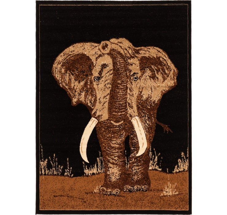 5' 4 x 7' 2 Safari Rug