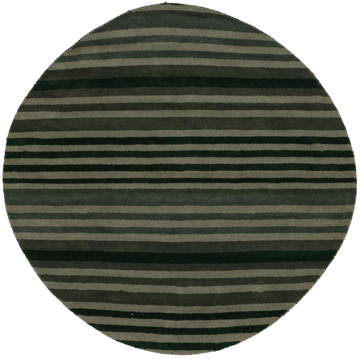 5' 9 x 5' 9 Indo Gabbeh Round Rug main image