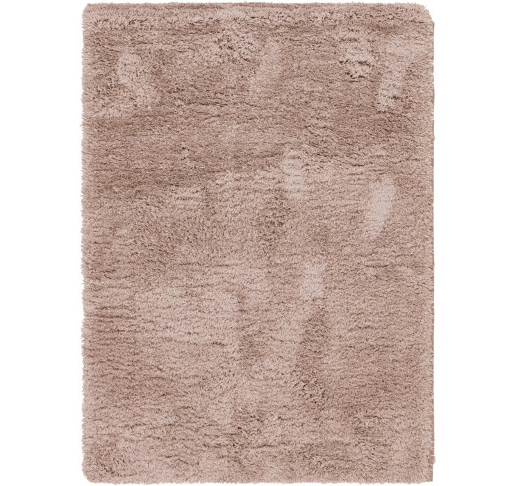 165cm x 230cm Luxe Solid Shag Rug