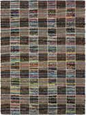 4' 8 x 6' 4 Chindi Cotton Rug thumbnail