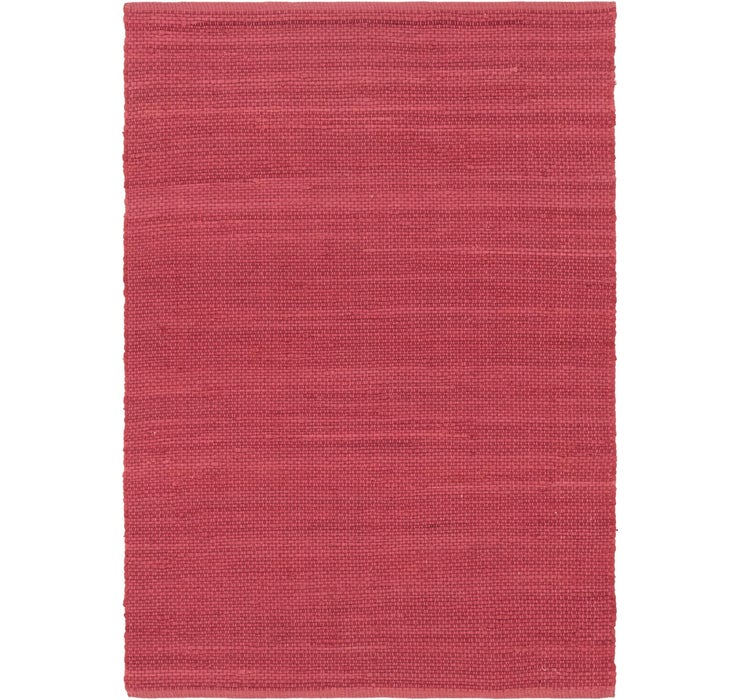 122cm x 175cm Chindi Cotton Rug