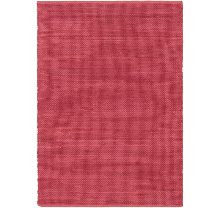 4' x 5' 8 Chindi Cotton Rug