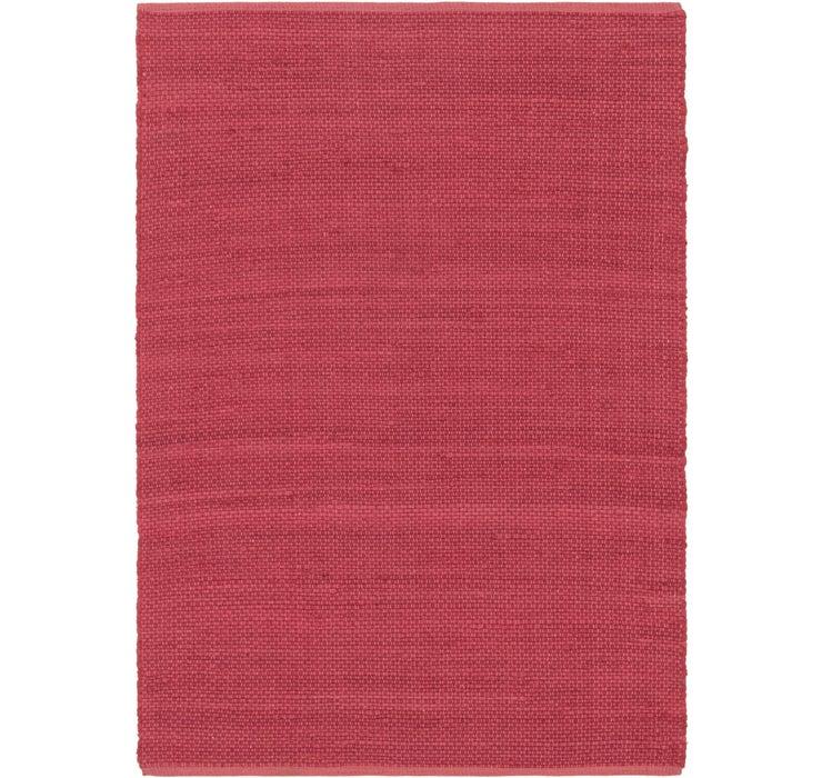 Image of 122cm x 173cm Chindi Cotton Rug