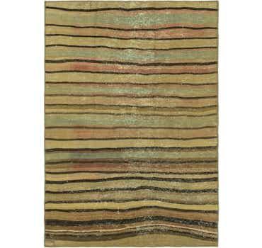 Image of 5' x 6' 10 Kilim Fars Rug