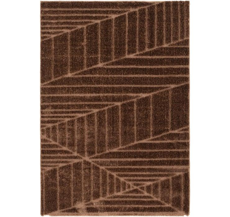 152cm x 230cm Textured Shag Rug