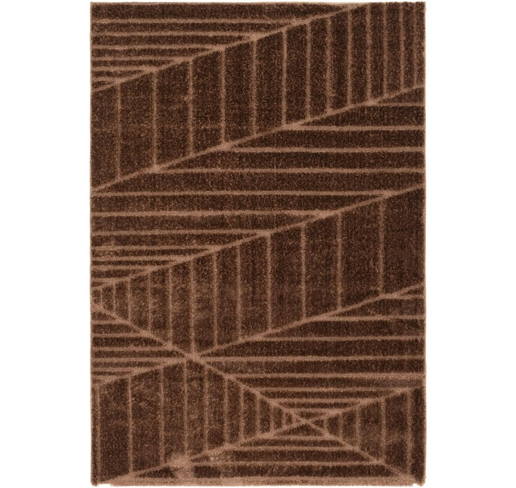 Image of 5' x 7' 7 Textured Shag Rug