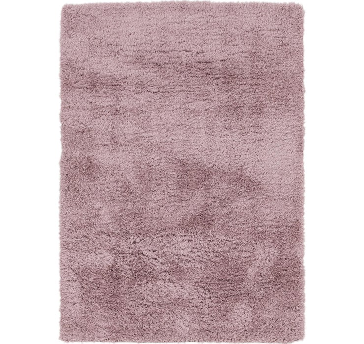168cm x 230cm Luxe Solid Shag Rug