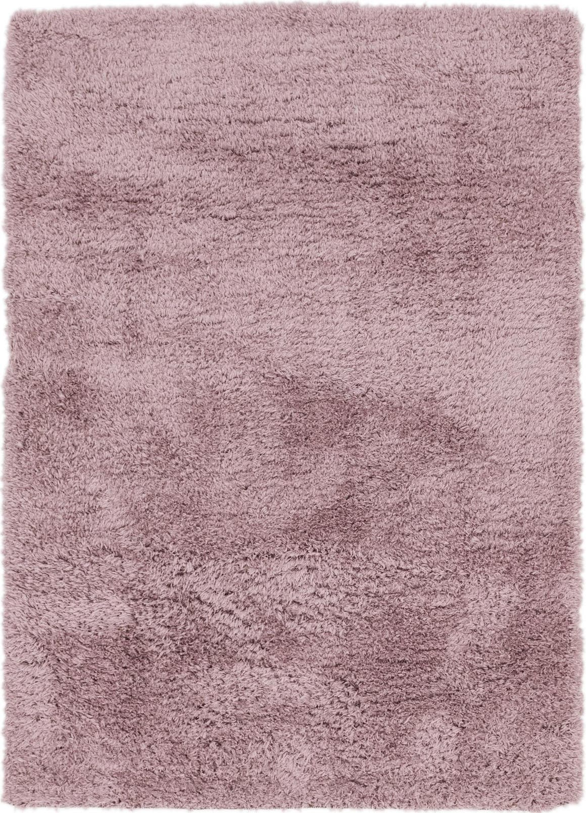 5' 6 x 7' 7 Luxe Solid Shag Rug main image