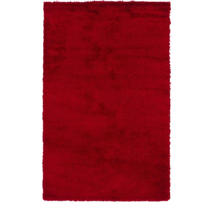5' 3 x 8' Zermatt Shag Rug