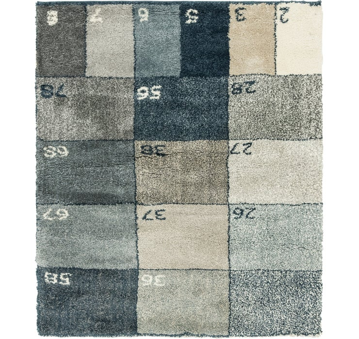 157cm x 183cm Play Time Square Rug