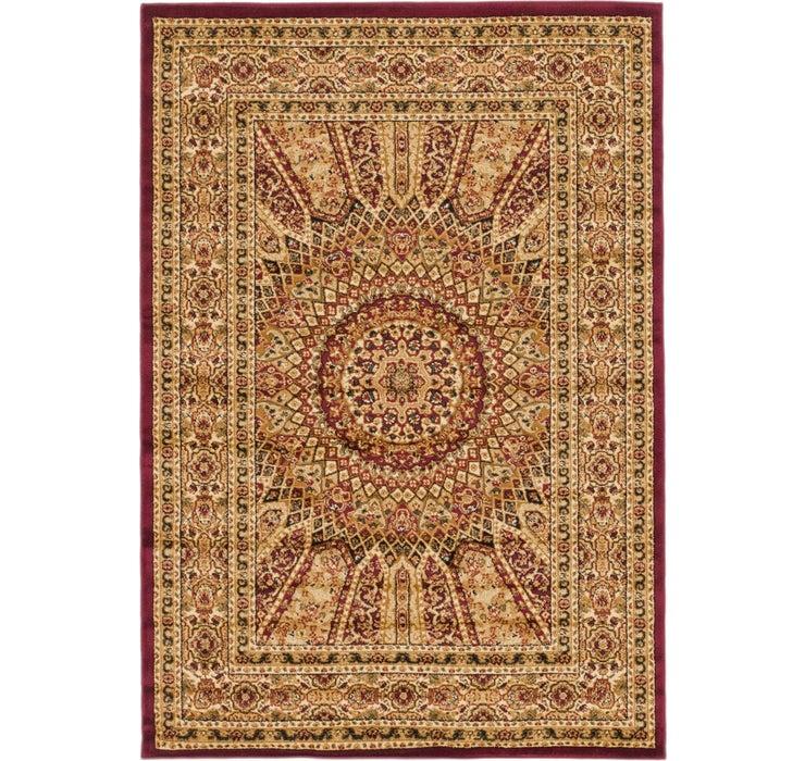 5' 3 x 7' 6 Isfahan Design Rug