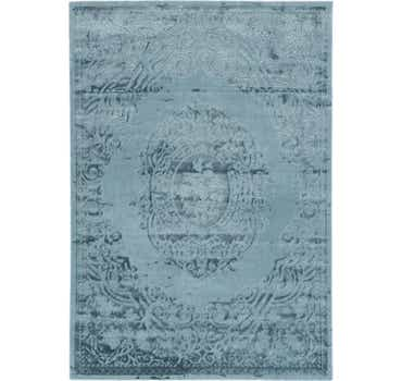 Image of 5' 3 x 7' 7 Classic Aubusson Rug