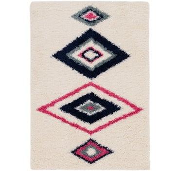 5' 4 x 7' 8 Marrakesh Shag Rug main image