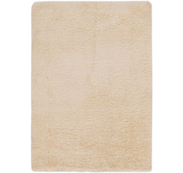 163cm x 230cm Luxe Solid Shag Rug
