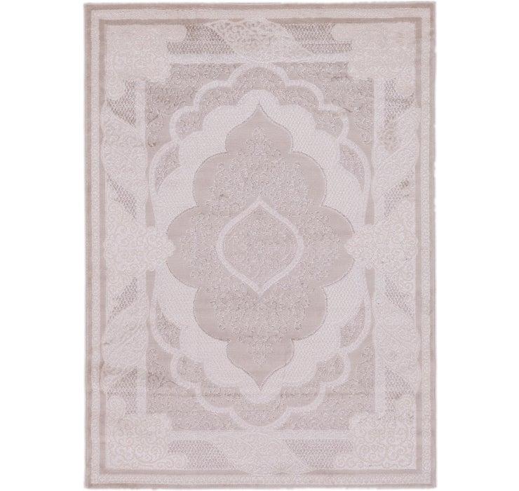 Image of 160cm x 218cm Classic Aubusson Rug
