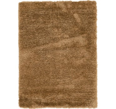 5' 5 x 7' 6 Luxe Solid Shag Rug main image