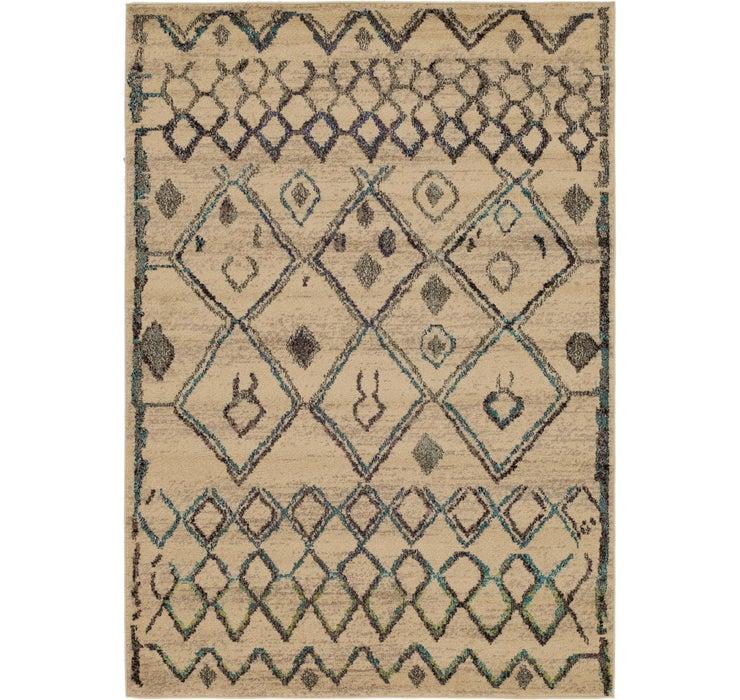 5' 3 x 7' 6 Marrakesh Shag Rug