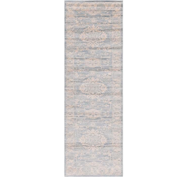 2' 6 x 8' New Vintage Runner Rug