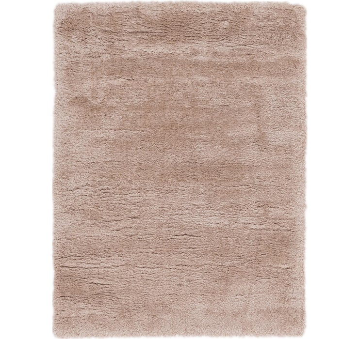122cm x 163cm Luxe Solid Shag Rug