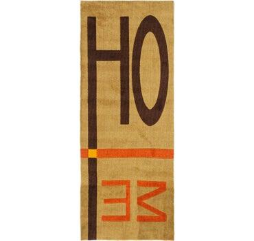 2' x 5' 6 Doormat Runner Rug main image