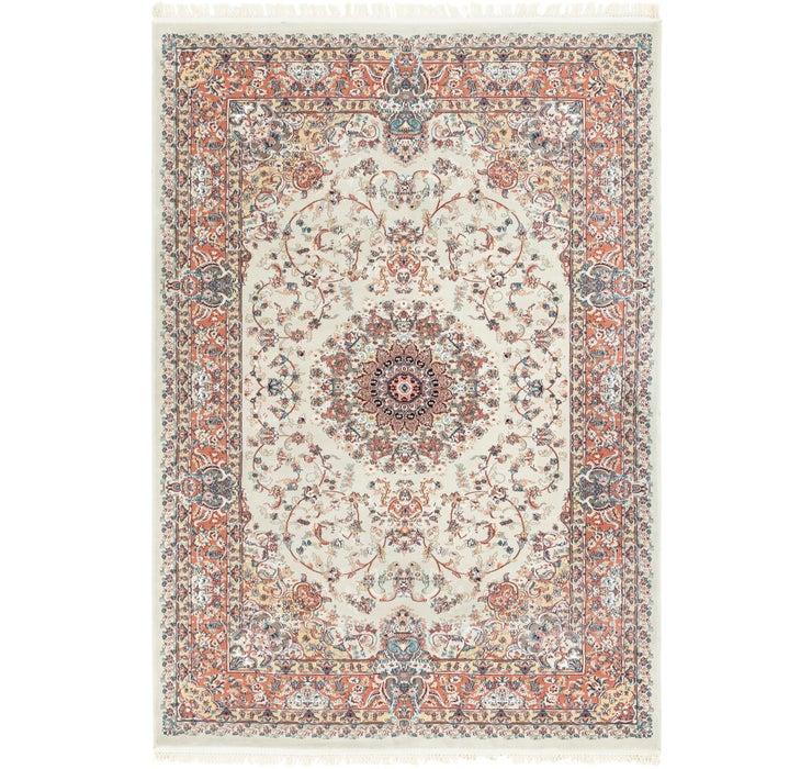 200cm x 292cm Tabriz Design Rug