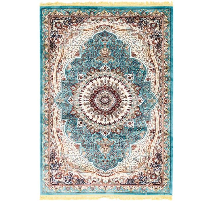 200cm x 295cm Tabriz Design Rug