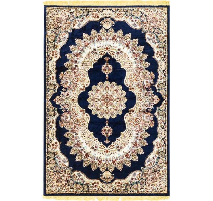 190cm x 290cm Tabriz Design Rug