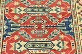 3' x 3' 10 Kazak Rug thumbnail