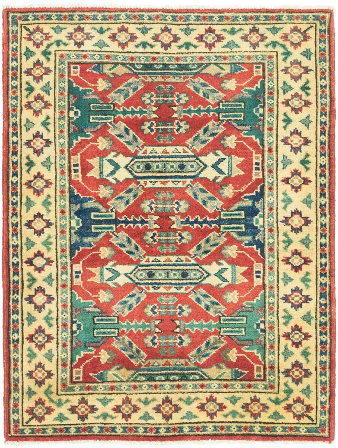 3' x 3' 10 Kazak Rug main image