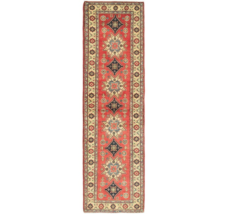 85cm x 310cm Kazak Runner Rug