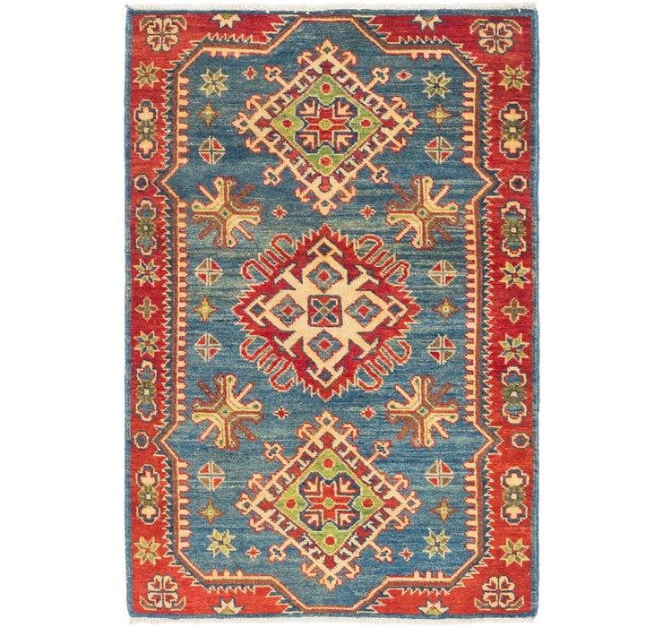2' 8 x 4' Kazak Rug