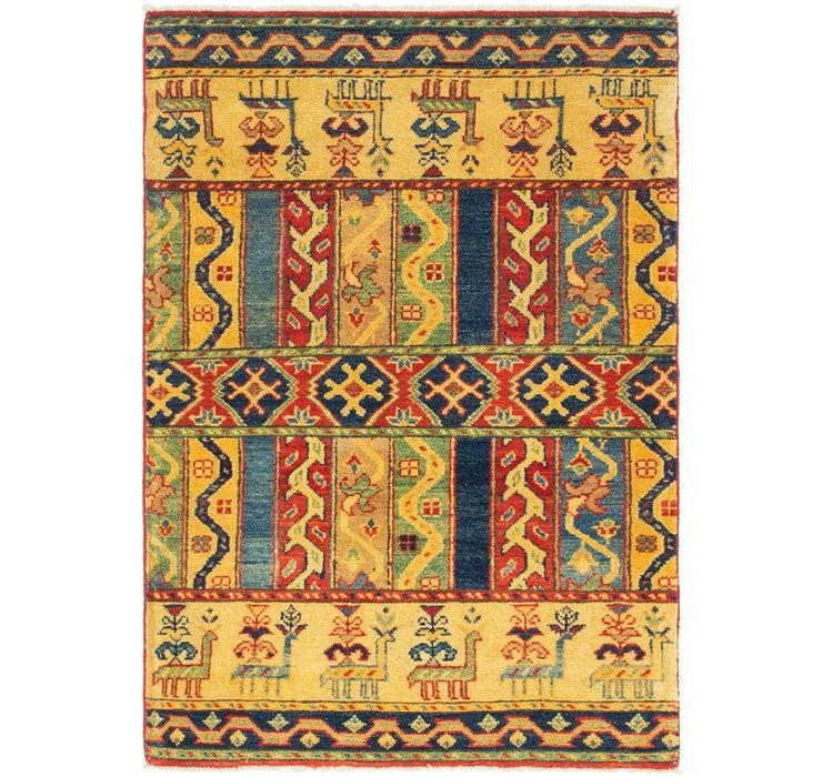 2' 10 x 4' 1 Kazak Rug