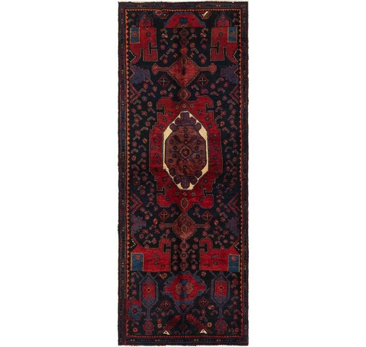 3' 4 x 8' 5 Sirjan Persian Runner Rug
