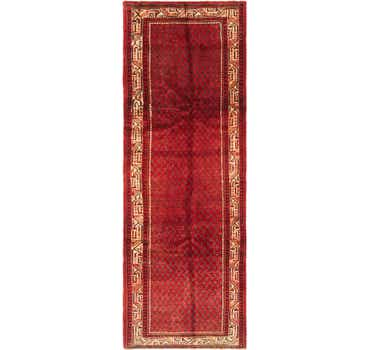 Image of 3' 9 x 10' 9 Botemir Persian Runner ...