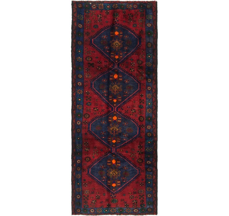 117cm x 295cm Gholtogh Persian Runner...