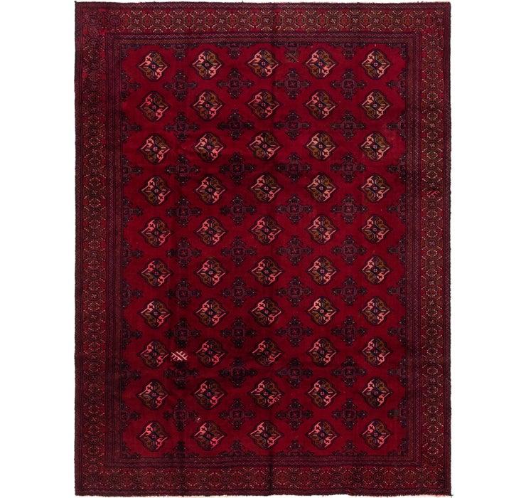 6' 8 x 8' 10 Torkaman Persian Rug