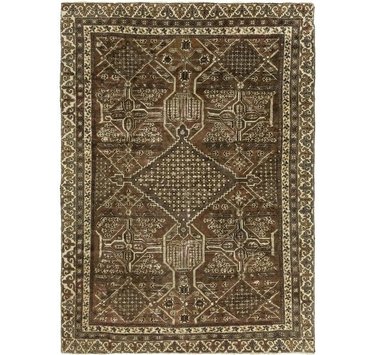 267cm x 365cm Ferdos Persian Rug
