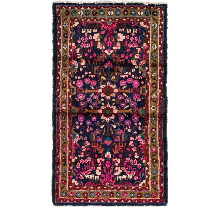 117cm x 178cm Mehraban Persian Rug
