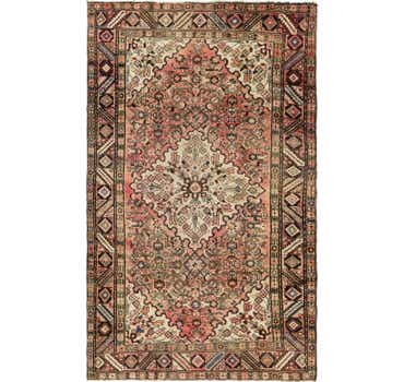 Image of 5' x 8' 3 Hossainabad Persian Rug