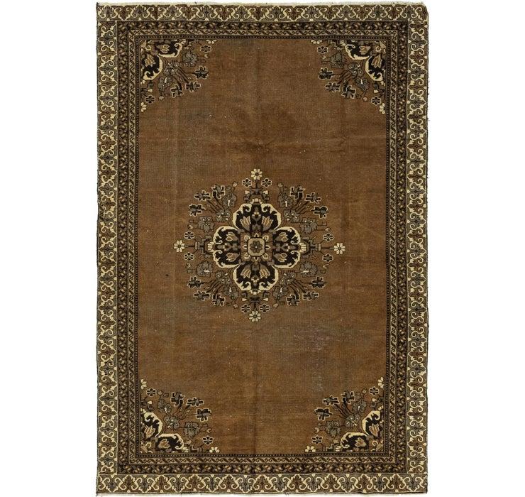 188cm x 290cm Ferdos Persian Rug