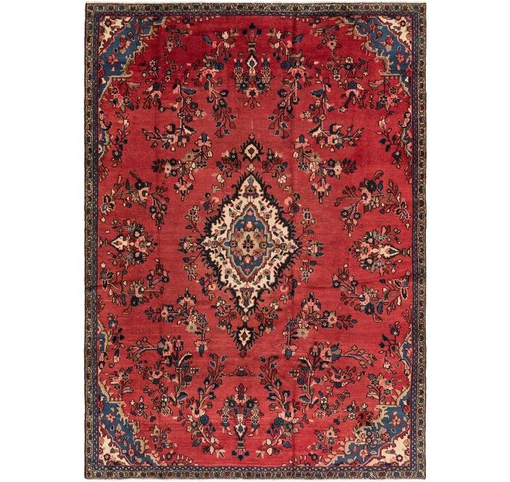 245cm x 340cm Shahrbaft Persian Rug