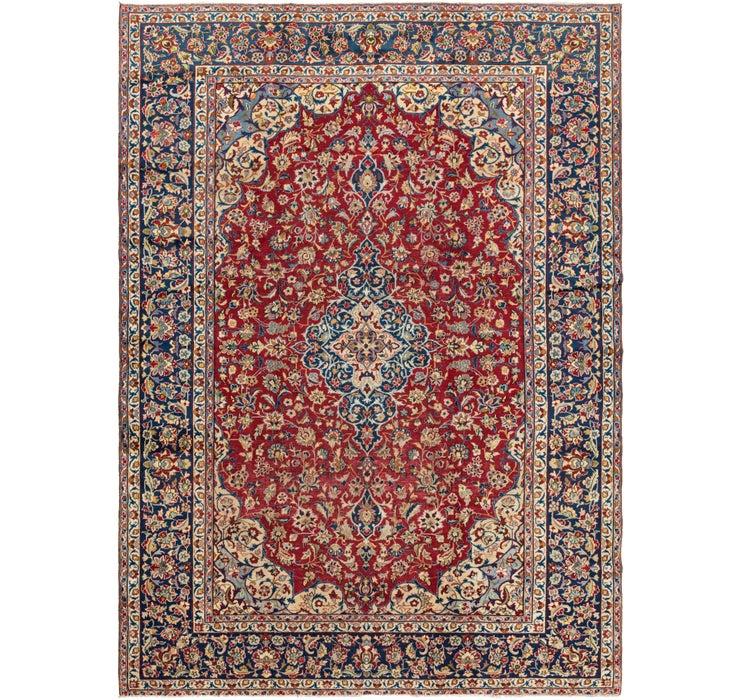 9' 2 x 13' Isfahan Persian Rug