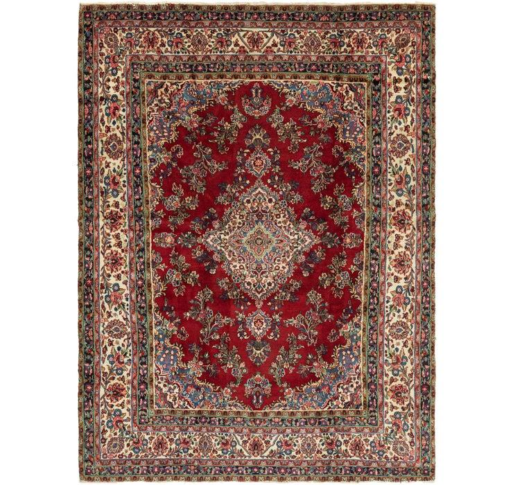 262cm x 360cm Shahrbaft Persian Rug