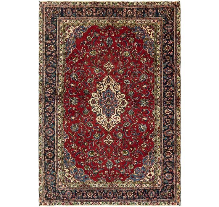 200cm x 297cm Shahrbaft Persian Rug