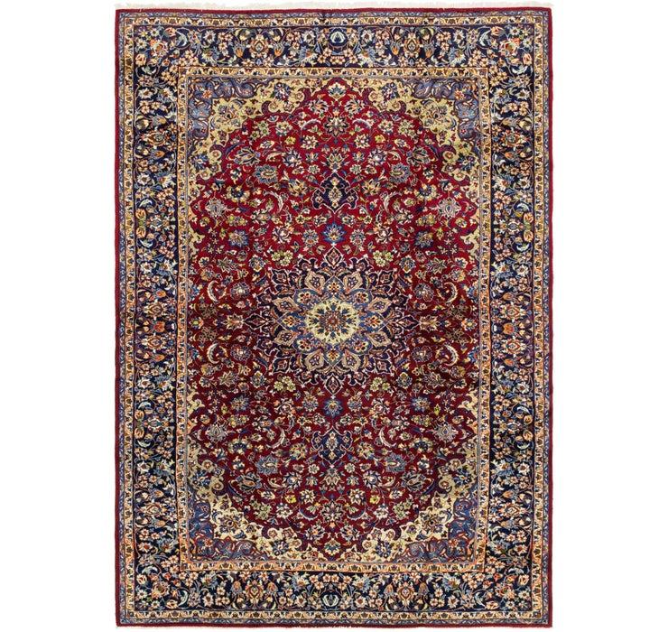 275cm x 405cm Isfahan Persian Rug