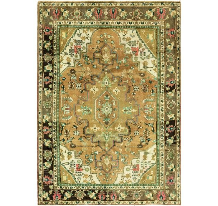 Image of 198cm x 285cm Ardabil Persian Rug