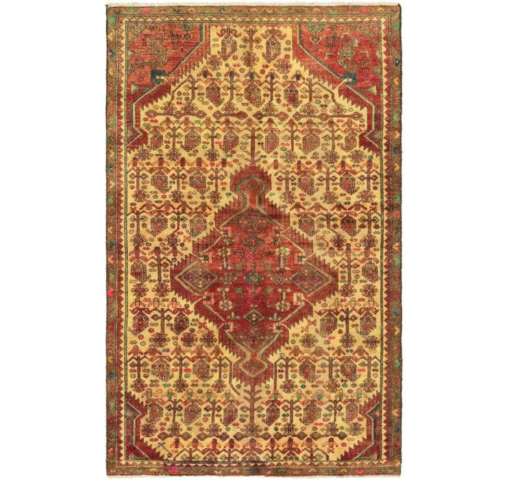 117cm x 188cm Darjazin Persian Rug