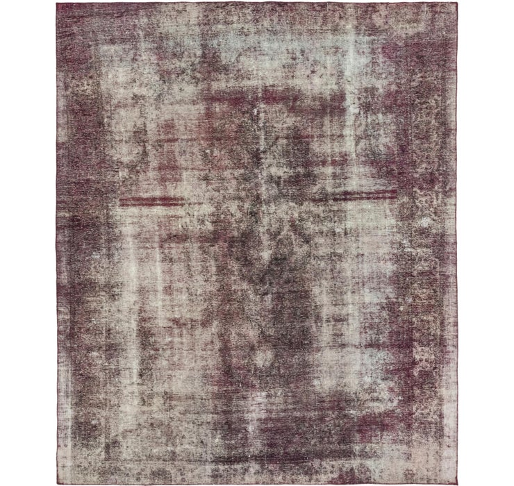 9' 9 x 11' 10 Ultra Vintage Persian Rug