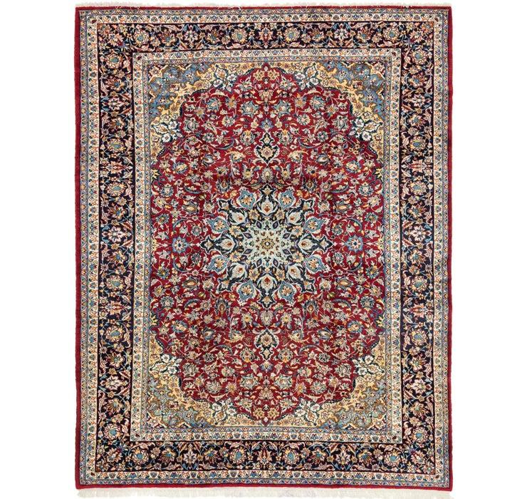 10' 2 x 13' 1 Isfahan Persian Rug